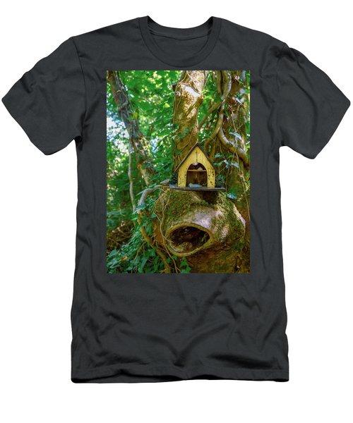 Perch Men's T-Shirt (Athletic Fit)