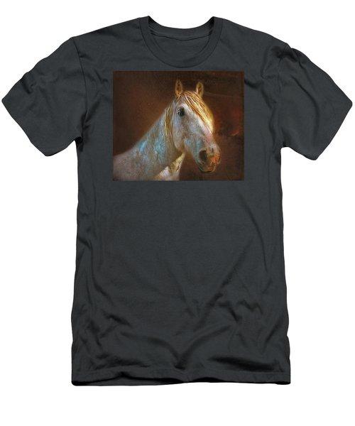 Percheron  Men's T-Shirt (Athletic Fit)