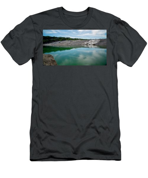 Perdernales Falls IIi Men's T-Shirt (Athletic Fit)