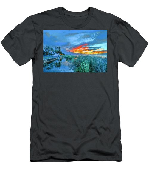 Perfect End Of Day. Men's T-Shirt (Athletic Fit)