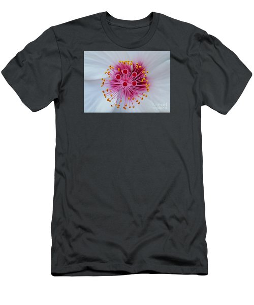 Perfect Flower Pestle Men's T-Shirt (Slim Fit) by Jasna Gopic
