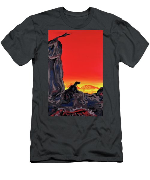 Permian Outpost Men's T-Shirt (Athletic Fit)