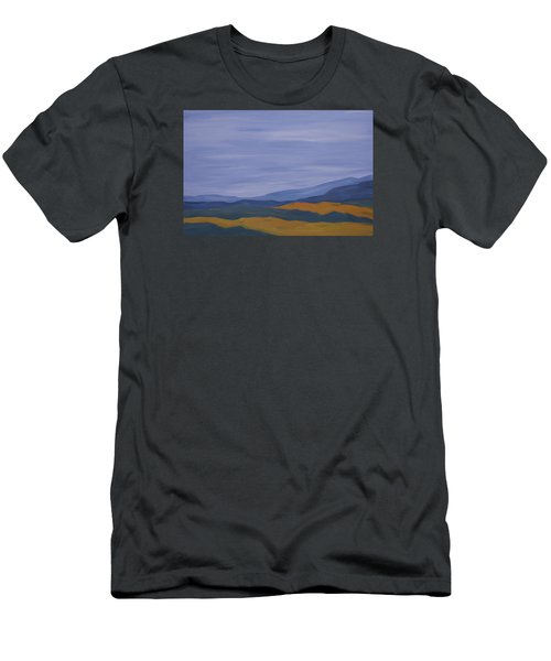 Pescadero Coast Men's T-Shirt (Athletic Fit)