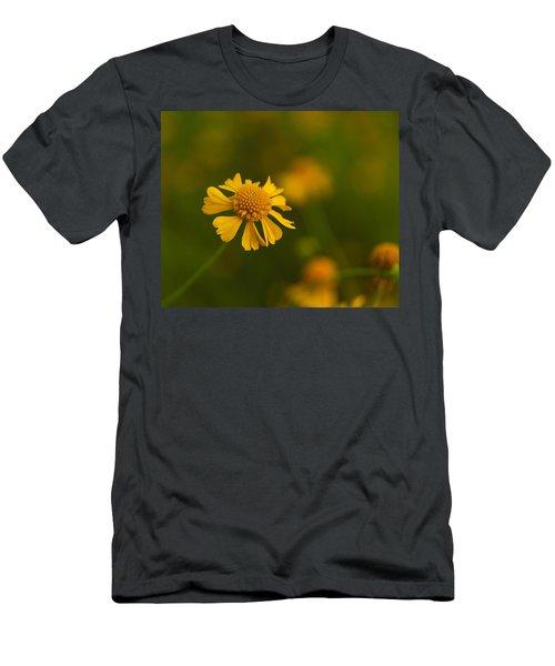 Petals Of Nature Men's T-Shirt (Athletic Fit)