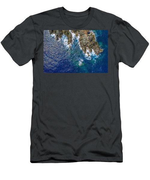 Peterborg Point Men's T-Shirt (Athletic Fit)