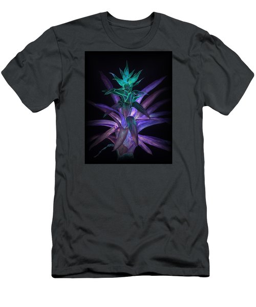 Phantom Bromeliad Men's T-Shirt (Athletic Fit)