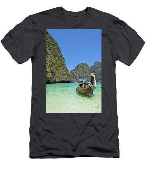 Phi Phi Islands 3 Men's T-Shirt (Slim Fit)
