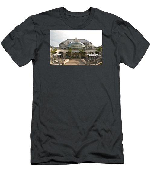 Men's T-Shirt (Slim Fit) featuring the photograph Phipps - Cit2 by G L Sarti