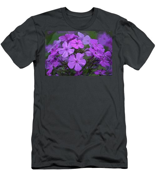 Phlox Men's T-Shirt (Athletic Fit)