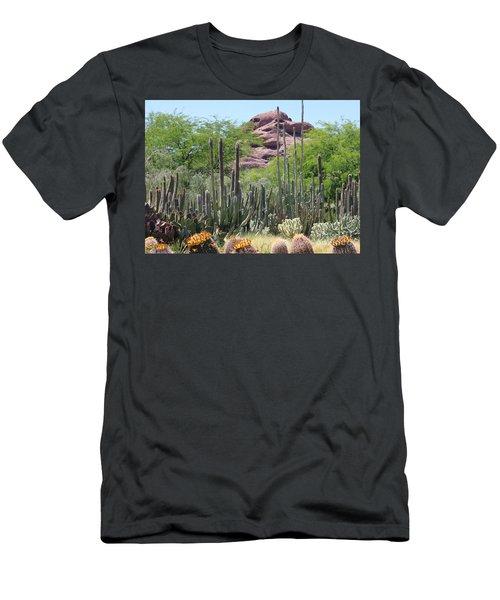 Phoenix Botanical Garden Men's T-Shirt (Athletic Fit)