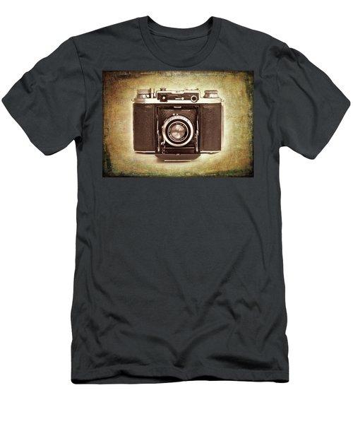 Photographer's Nostalgia Men's T-Shirt (Athletic Fit)