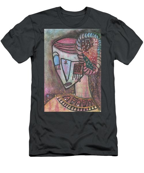 Picasso Inspired Men's T-Shirt (Athletic Fit)
