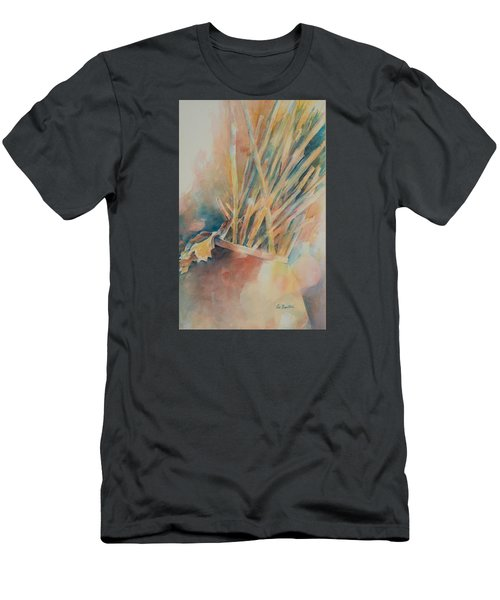 Pickup Sticks Men's T-Shirt (Slim Fit) by Lee Beuther