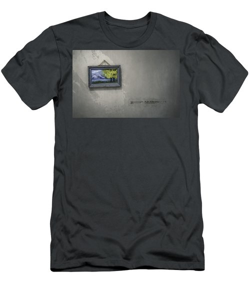 Picture Of Hope Men's T-Shirt (Athletic Fit)