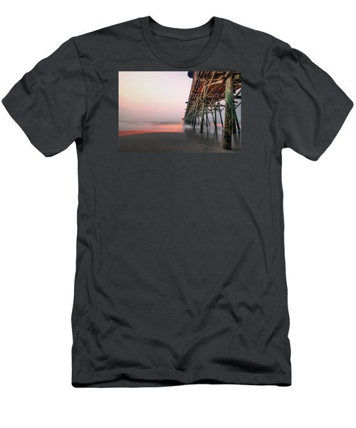 Pier And Surf Men's T-Shirt (Athletic Fit)