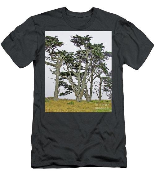 Pierce Pt. Study Men's T-Shirt (Athletic Fit)