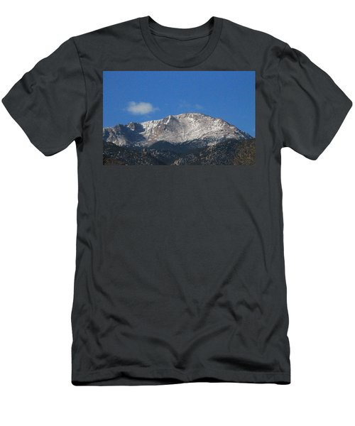Pikes Peak Men's T-Shirt (Athletic Fit)