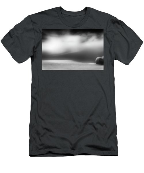 Men's T-Shirt (Slim Fit) featuring the photograph Pillow Soft by Dan Jurak