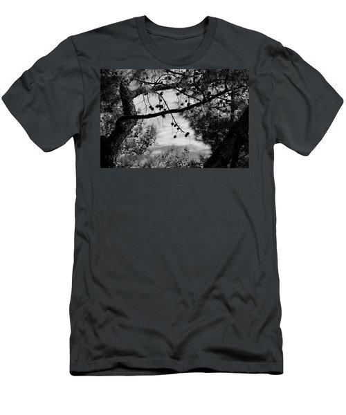 Pine View Men's T-Shirt (Athletic Fit)