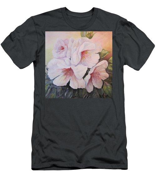 Pink Mist Men's T-Shirt (Athletic Fit)