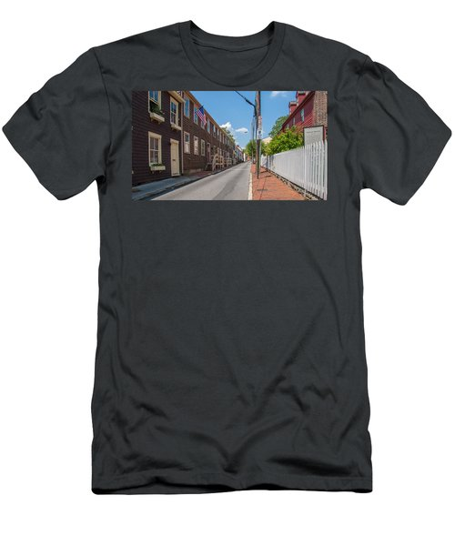 Pinkney Street Men's T-Shirt (Athletic Fit)
