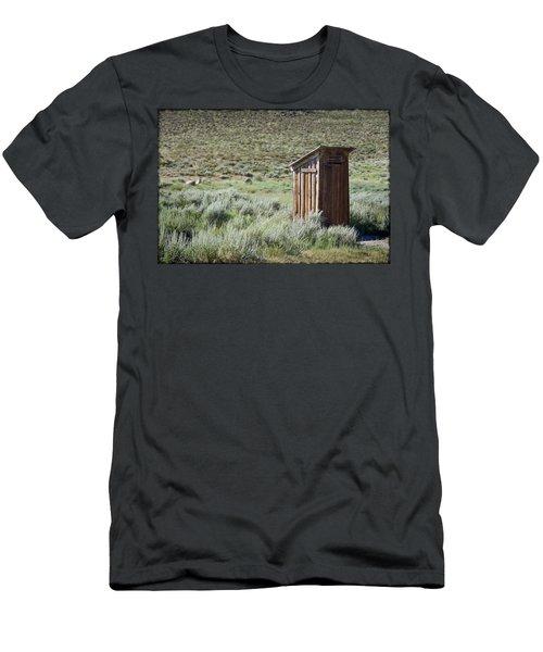 Pit Stop Men's T-Shirt (Athletic Fit)