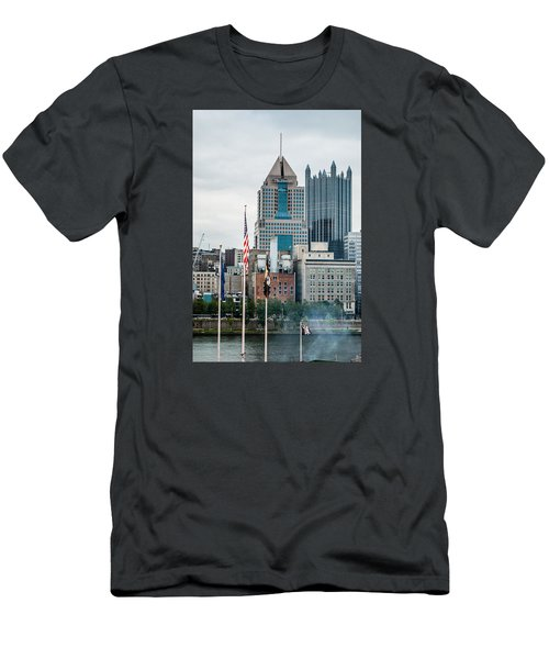 Pittsburgh - 6975 Men's T-Shirt (Athletic Fit)
