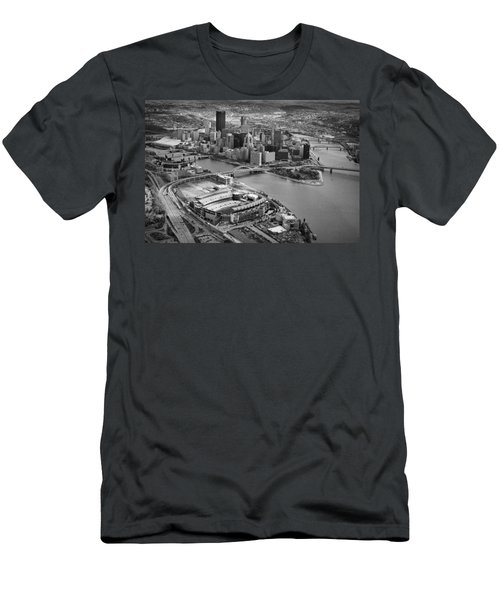 Pittsburgh 9 Men's T-Shirt (Athletic Fit)