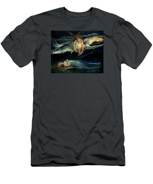 Pity Men's T-Shirt (Slim Fit) by William Blake
