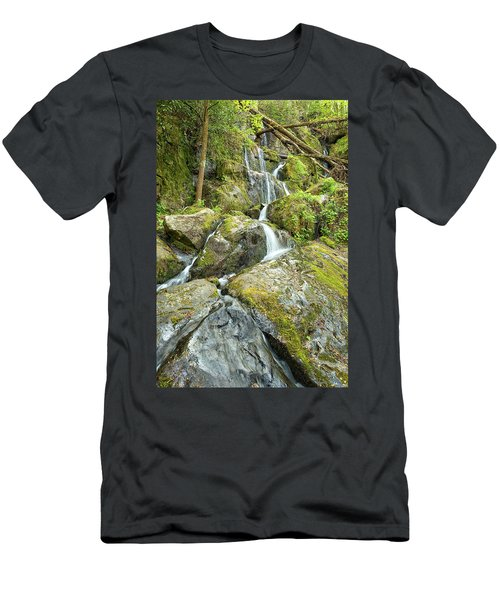 Place Of A Thousand Drips Men's T-Shirt (Athletic Fit)