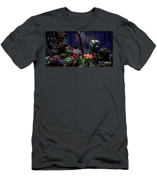 Place Of Magic 2 Men's T-Shirt (Athletic Fit)