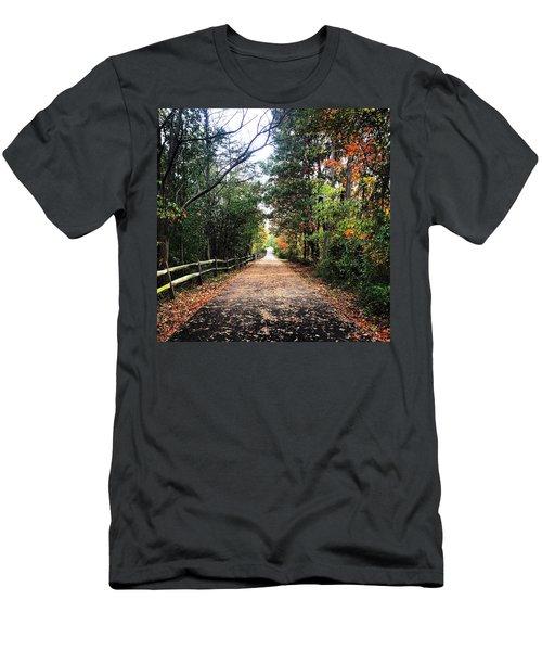 Planet Walk Men's T-Shirt (Athletic Fit)