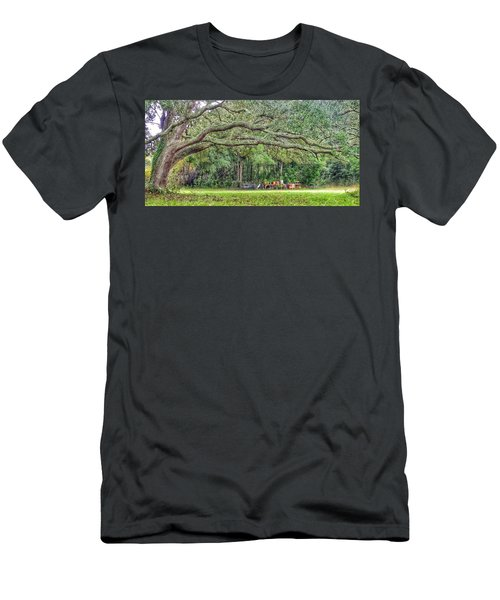 Plant It And The House Will Appear Men's T-Shirt (Athletic Fit)