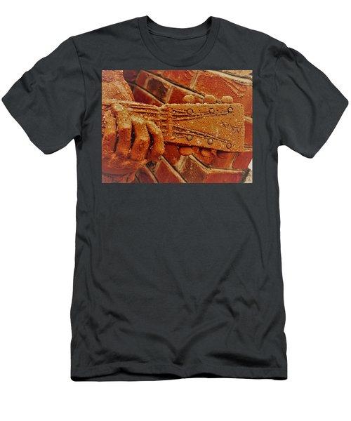 Play It Men's T-Shirt (Athletic Fit)