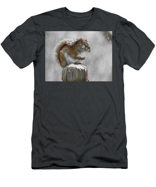 Please God Men's T-Shirt (Slim Fit) by Betty-Anne McDonald