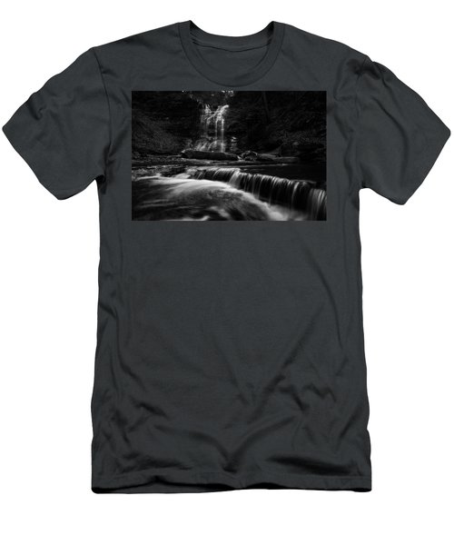 Plotter Kill Falls Men's T-Shirt (Athletic Fit)