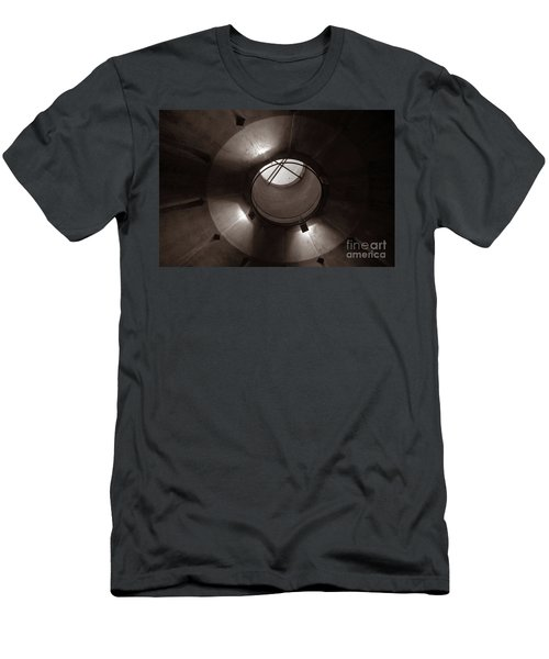 Men's T-Shirt (Athletic Fit) featuring the photograph Poetry Of Light by Silva Wischeropp