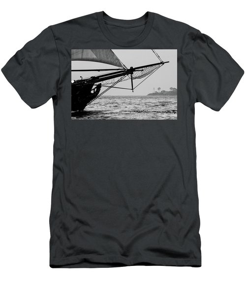 Point Loma Lighthouse Men's T-Shirt (Athletic Fit)