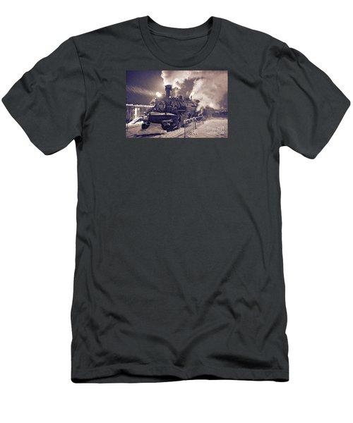 Polar Express. Durango, Colorado #2 Men's T-Shirt (Athletic Fit)