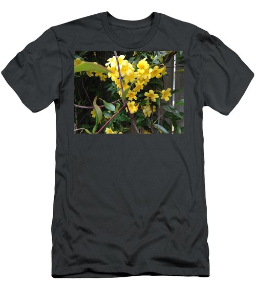Pollination Men's T-Shirt (Athletic Fit)