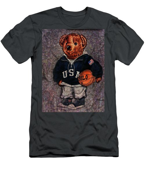 Polo Bear Sport Men's T-Shirt (Athletic Fit)