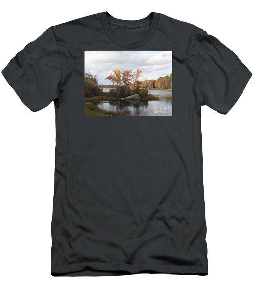 Ponaganset Autumn 2015 Men's T-Shirt (Athletic Fit)