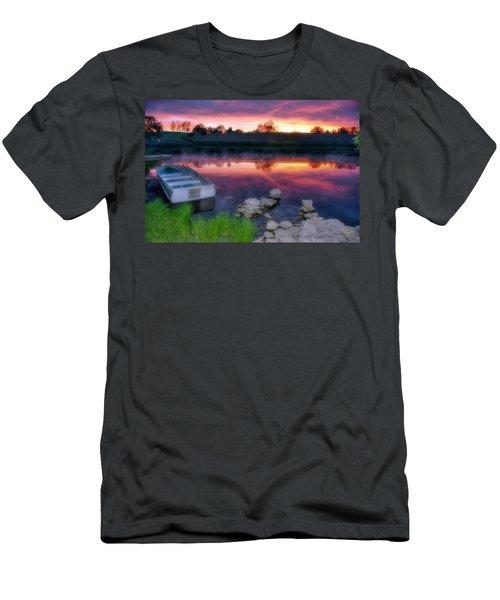 Pond Dreams 9 Men's T-Shirt (Athletic Fit)