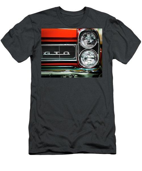 Pontiac Gto Men's T-Shirt (Athletic Fit)