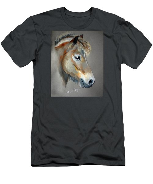 Pony Boy Men's T-Shirt (Athletic Fit)