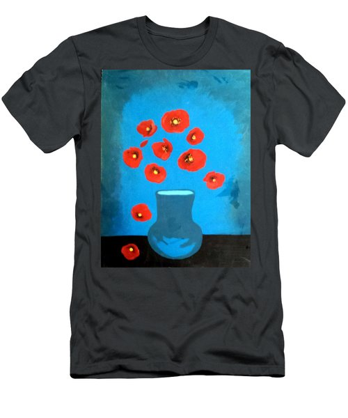 Poppy Dream Men's T-Shirt (Athletic Fit)