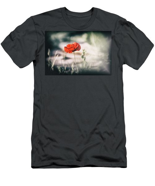 Poppy Stories 2 Men's T-Shirt (Athletic Fit)