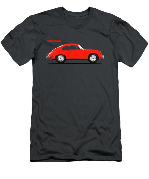 Porsche 356 B 1961 Men's T-Shirt (Athletic Fit)