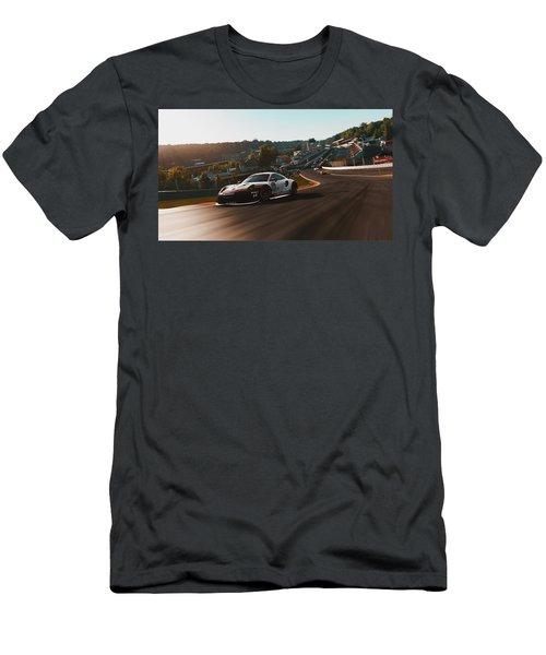 Porsche 911 Rsr, Spa-francorchamps - 33 Men's T-Shirt (Athletic Fit)