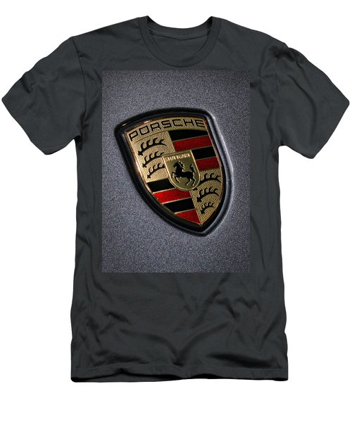 Porsche Men's T-Shirt (Athletic Fit)
